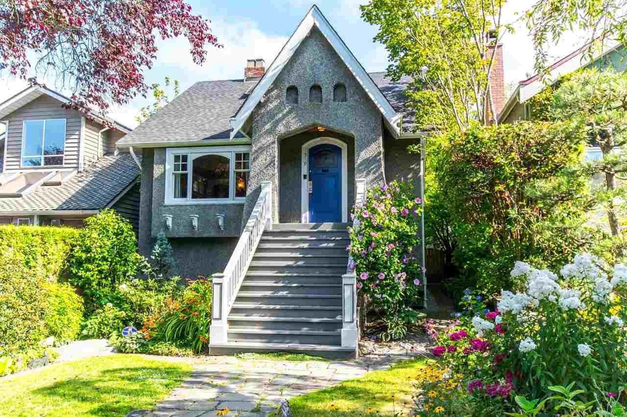 Main Photo: 1919 W 43RD Avenue in Vancouver: Kerrisdale House for sale (Vancouver West)  : MLS®# R2096864
