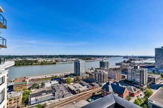 """Photo 1: 1901 610 VICTORIA Street in New Westminster: Downtown NW Condo for sale in """"THE POINT"""" : MLS®# R2184166"""