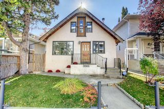 Main Photo: 1119 5 Avenue NW in Calgary: Hillhurst Detached for sale : MLS®# A1145790