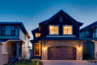 Photo 1: 157 West Grove Point SW in Calgary: West Springs Detached for sale : MLS®# A1105570