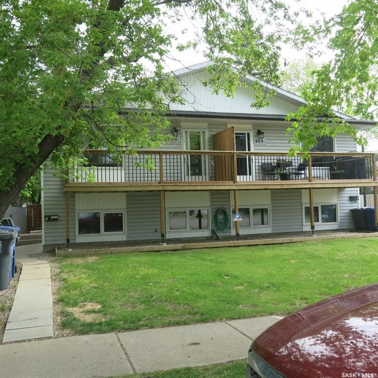 Main Photo: 409 109th Street West in Saskatoon: Sutherland Residential for sale : MLS®# SK857092