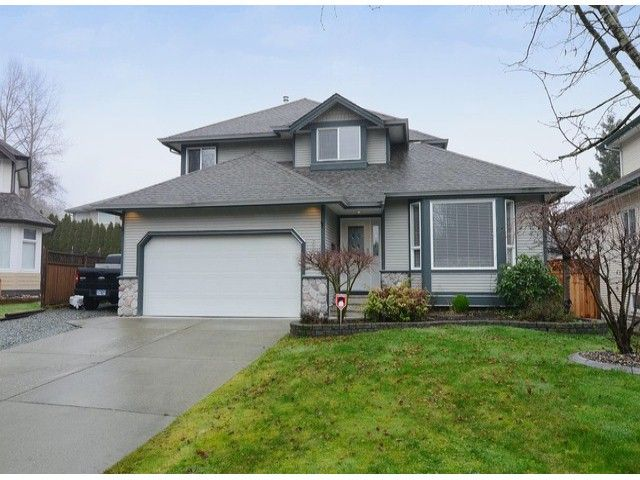 Photo 1: Photos: 6836 180 Street: House for sale (Surrey)  : MLS®# F1301959