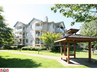 """Photo 1: 310 20433 53RD Avenue in Langley: Langley City Condo for sale in """"COUNTRYSIDE ESTATES"""" : MLS®# F1118289"""
