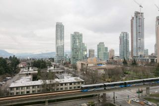 """Photo 3: 1005 4350 BERESFORD Street in Burnaby: Metrotown Condo for sale in """"Carlton on the Park"""" (Burnaby South)  : MLS®# R2226069"""