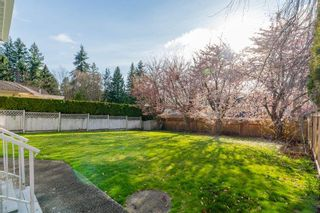 Photo 33: 1378 CAMBRIDGE Drive in Coquitlam: Central Coquitlam House for sale : MLS®# R2564045