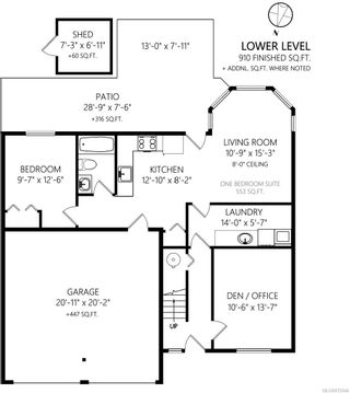 Photo 33: 201 Flicker Lane in : La Florence Lake House for sale (Langford)  : MLS®# 872544