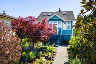 Photo 1: 2440 E GEORGIA STREET in Vancouver: Renfrew VE House for sale (Vancouver East)  : MLS®# R2581341