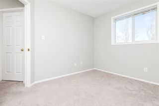 Photo 33: 16017 90 Street in Edmonton: Zone 28 House Half Duplex for sale : MLS®# E4228249