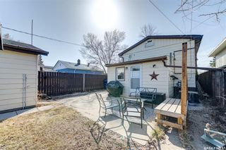 Photo 30: 818 O Avenue South in Saskatoon: King George Residential for sale : MLS®# SK849335