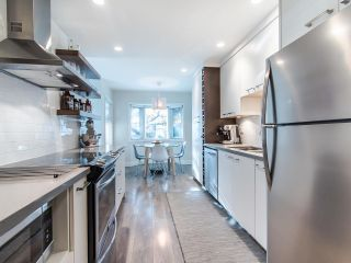 Photo 2: 207 1935 W 1ST Avenue in Vancouver: Kitsilano Condo for sale (Vancouver West)  : MLS®# R2416967
