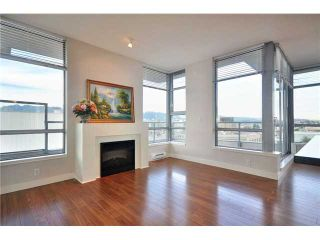 """Photo 3: PH1 587 W 7TH Avenue in Vancouver: Fairview VW Condo for sale in """"AFFINITI"""" (Vancouver West)  : MLS®# V848566"""