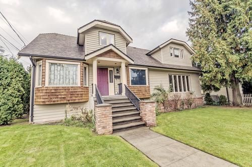 Main Photo: 837 SECOND Street in New Westminster: GlenBrooke North House for sale : MLS®# R2213867