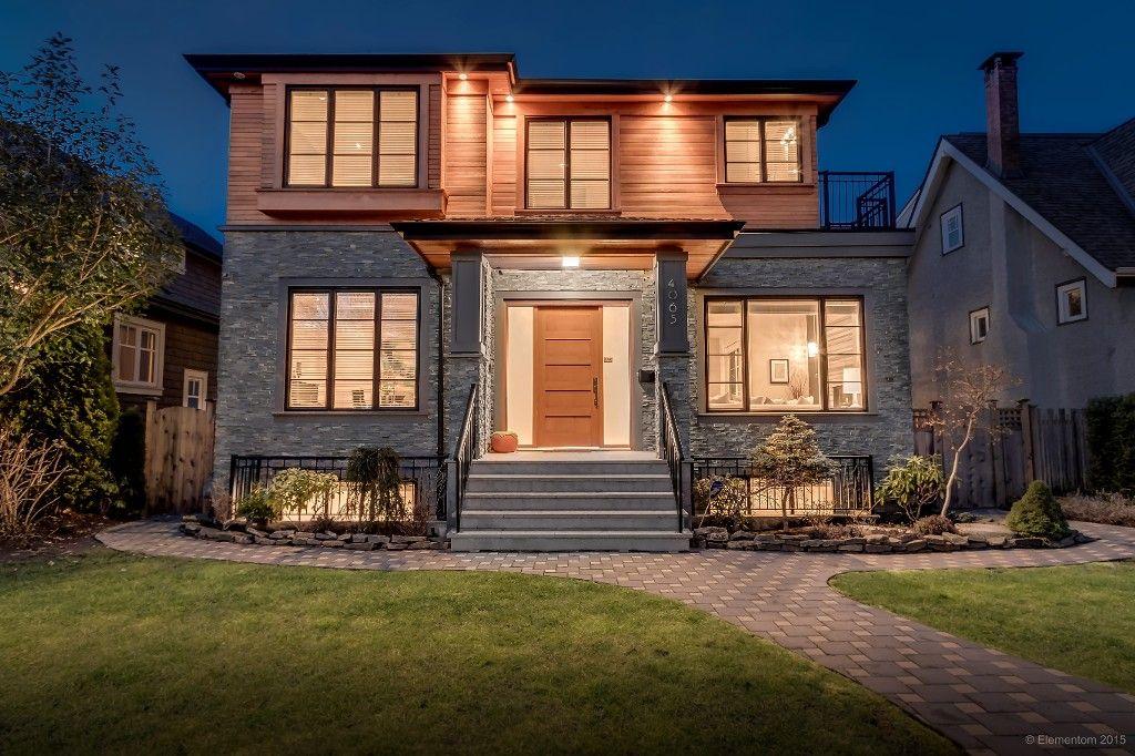 Main Photo: Luxury Point Grey Home