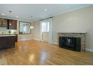 """Photo 2: 1 1624 GRANT Street in Vancouver: Grandview VE Townhouse for sale in """"GRANTS PLACE"""" (Vancouver East)  : MLS®# V1046767"""