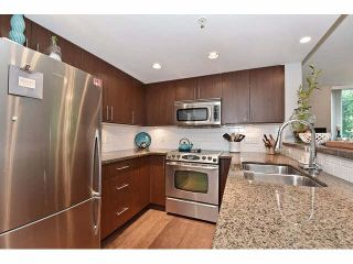 """Photo 5: 202 125 MILROSS Avenue in Vancouver: Mount Pleasant VE Condo for sale in """"CREEKSIDE"""" (Vancouver East)  : MLS®# V1142300"""