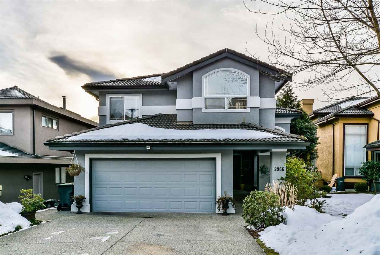 """Main Photo: 2966 COYOTE Court in Coquitlam: Westwood Plateau House for sale in """"WESTWOOD PLATEAU"""" : MLS®# R2130291"""