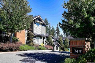 Photo 1: 24 3470 HIGHLAND Drive in Coquitlam: Burke Mountain Townhouse for sale : MLS®# R2591341