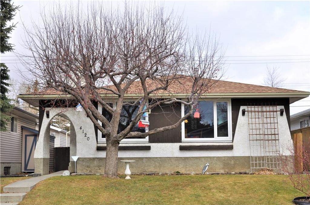 Main Photo: 4120 13 Avenue NE in Calgary: Marlborough House for sale : MLS®# C4144113