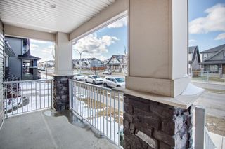 Photo 3: 373 Skyview Ranch Road NE in Calgary: Skyview Ranch Semi Detached for sale : MLS®# A1094902