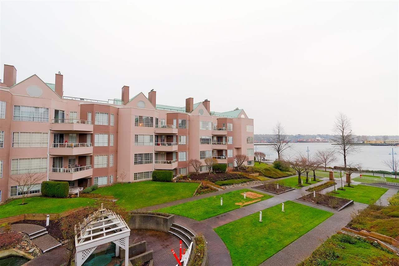 Photo 17: Photos: 316 1150 QUAYSIDE Drive in New Westminster: Quay Condo for sale : MLS®# R2329449