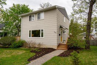 Photo 1: 530 Oakenwald Avenue in Winnipeg: Wildwood Residential for sale (1J)  : MLS®# 202112079