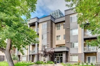 Main Photo: 402 910 18 Avenue SW in Calgary: Lower Mount Royal Apartment for sale : MLS®# A1109883