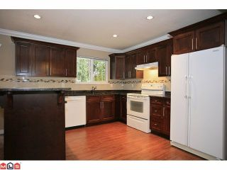 """Photo 4: 4370 204TH Street in Langley: Brookswood Langley House for sale in """"Brookswood"""" : MLS®# F1206281"""