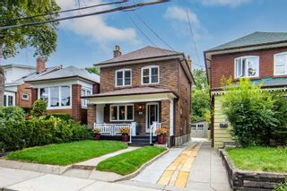 Photo 1: 91 Morningside Avenue in Toronto: High Park-Swansea House (2-Storey) for sale (Toronto W01)  : MLS®# W5368698