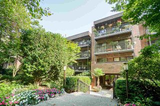 "Photo 28: 410 1655 NELSON Street in Vancouver: West End VW Condo for sale in ""Hampstead Manor"" (Vancouver West)  : MLS®# R2513219"