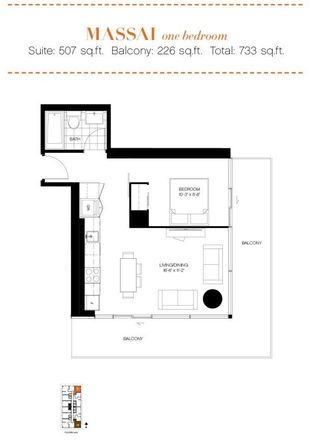 Photo 11: 50 Charles St E Unit #3811 in Toronto: Church-Yonge Corridor Condo for lease (Toronto C08)  : MLS®# C5334243