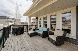 Photo 42: 1556 CUNNINGHAM Cape in Edmonton: Zone 55 House for sale : MLS®# E4239741