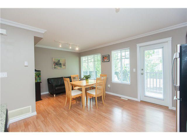 """Photo 4: Photos: 113 12040 68 Avenue in Surrey: West Newton Townhouse for sale in """"TERRANE"""" : MLS®# F1446726"""