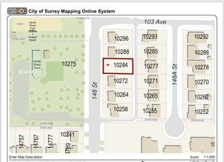 """Photo 2: 10284 148 Street in Surrey: Guildford Land for sale in """"Guildford"""" (North Surrey)  : MLS®# R2564236"""