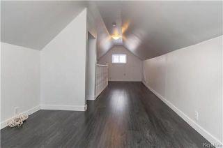 Photo 16: 263 Belmont Avenue in Winnipeg: West Kildonan Residential for sale (4D)  : MLS®# 1804979