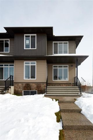 Photo 1: 9020 52 Street NE in Calgary: Saddle Ridge Semi Detached for sale : MLS®# C4209406