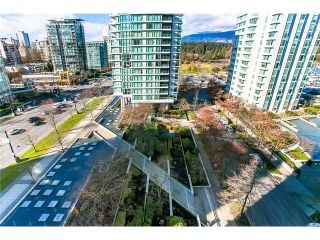 Photo 9: 901 1710 Bayshore Drive in Vancouver: Coal Harbour Condo  (Vancouver West)  : MLS®# V1048157