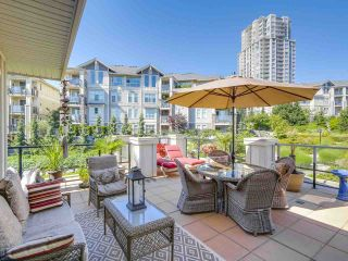 Photo 12: 408 250 FRANCIS WAY in New Westminster: Fraserview NW Condo for sale : MLS®# R2193497