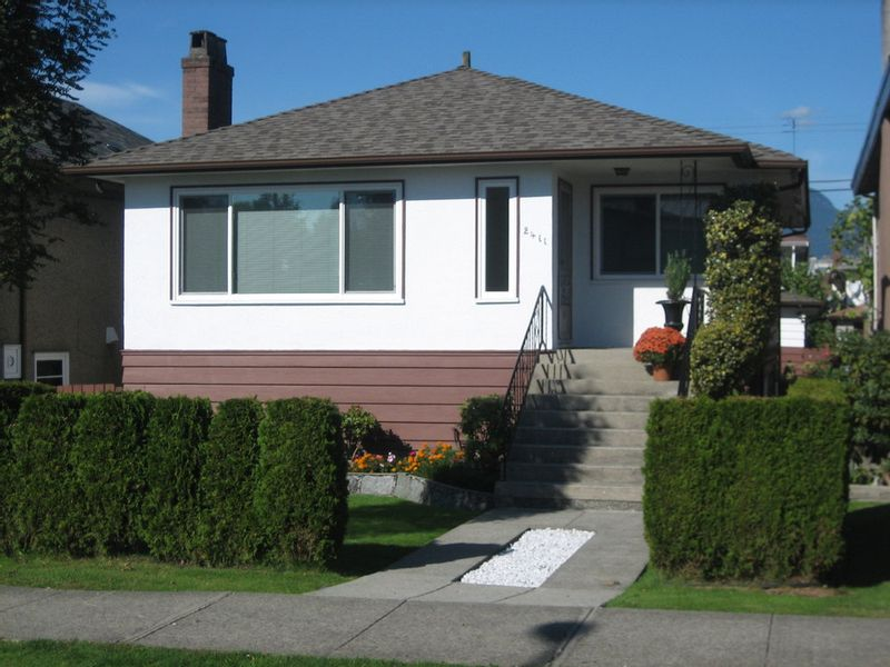 FEATURED LISTING: 2411 Adanac St Vancouver