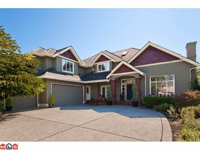 """Main Photo: 13776 21A Avenue in Surrey: Elgin Chantrell House for sale in """"CHANTRELL PARK"""" (South Surrey White Rock)  : MLS®# F1122322"""