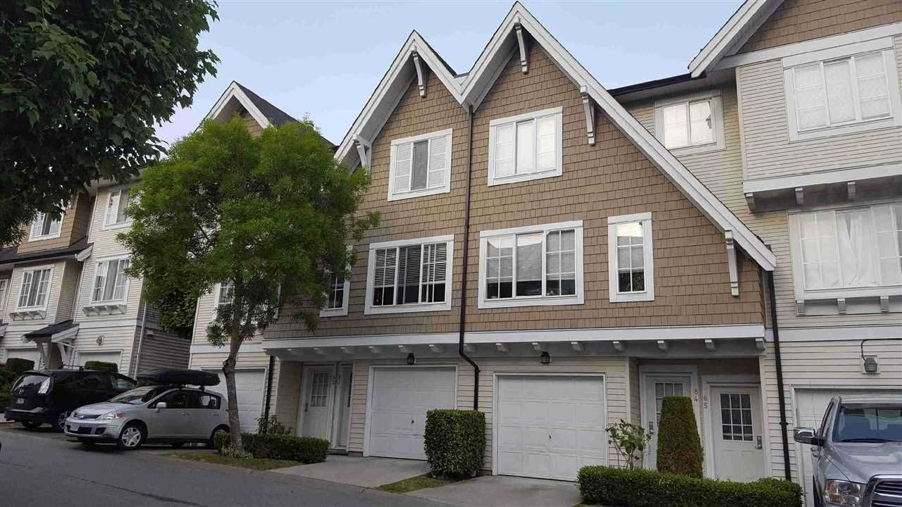 "Photo 1: Photos: 83 20560 66 Avenue in Langley: Willoughby Heights Townhouse for sale in ""AMBERLEIGH"" : MLS®# R2326523"