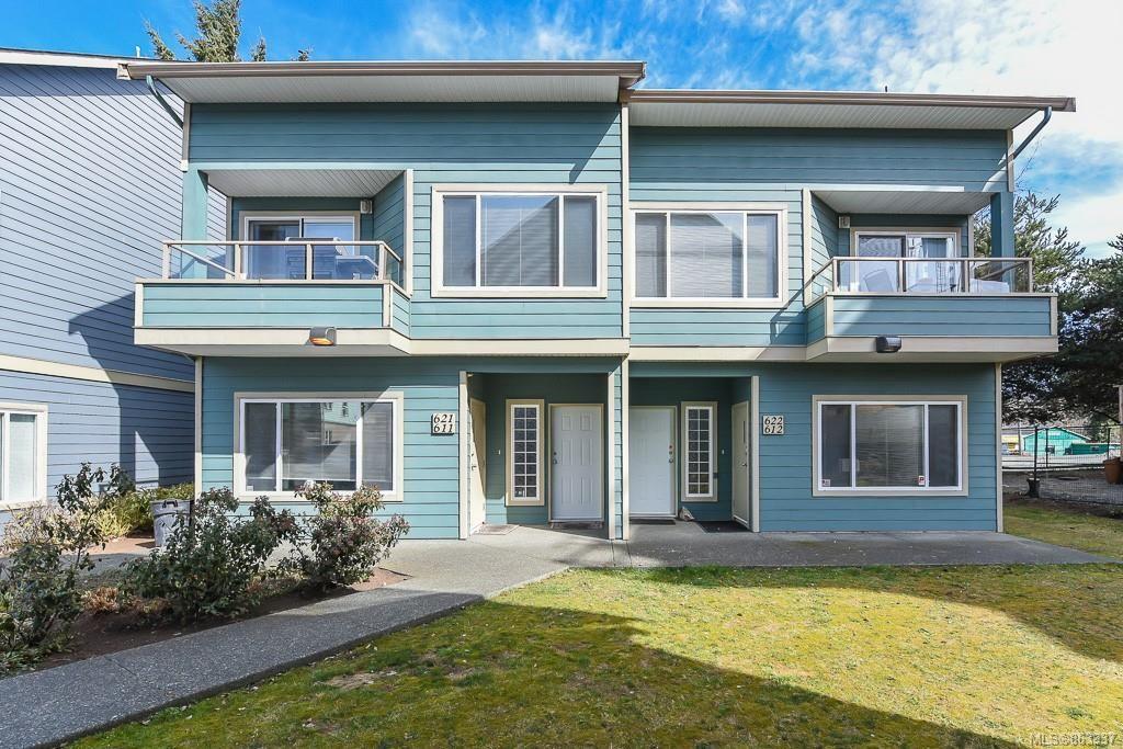 Main Photo: 612&622 3030 Kilpatrick Ave in : CV Courtenay City Condo for sale (Comox Valley)  : MLS®# 863337