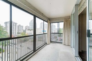 """Photo 20: 802 550 EIGHTH Street in New Westminster: Uptown NW Condo for sale in """"Park Ridge"""" : MLS®# R2500222"""