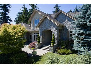"""Photo 1: 2083 136A Street in Surrey: Elgin Chantrell House for sale in """"CHANTRELL PARK ESTATES"""" (South Surrey White Rock)  : MLS®# F1448521"""