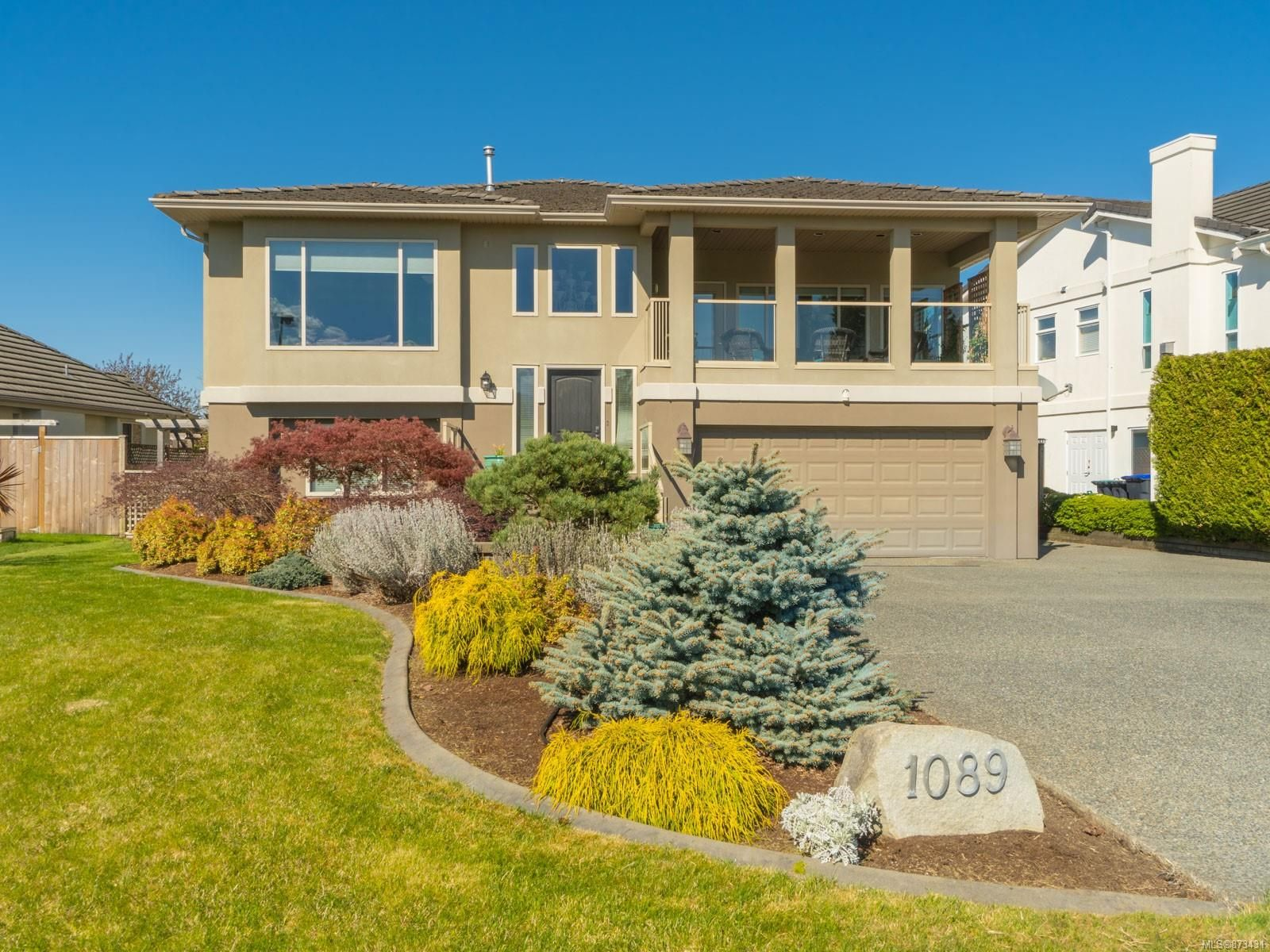 Main Photo: 1089 Roberton Blvd in : PQ French Creek House for sale (Parksville/Qualicum)  : MLS®# 873431