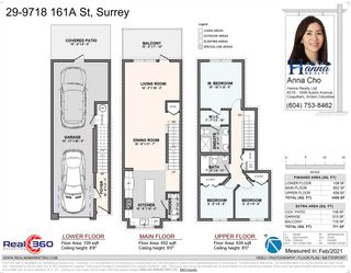 """Photo 31: 29 9718 161A Street in Surrey: Fleetwood Tynehead Townhouse for sale in """"Canopy AT TYNEHEAD"""" : MLS®# R2538702"""
