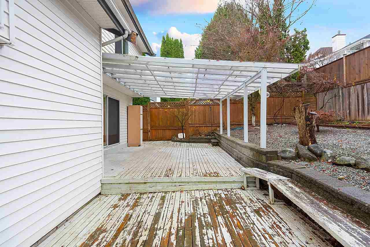 Photo 36: Photos: 1195 DURANT DRIVE in Coquitlam: Scott Creek House for sale : MLS®# R2522080