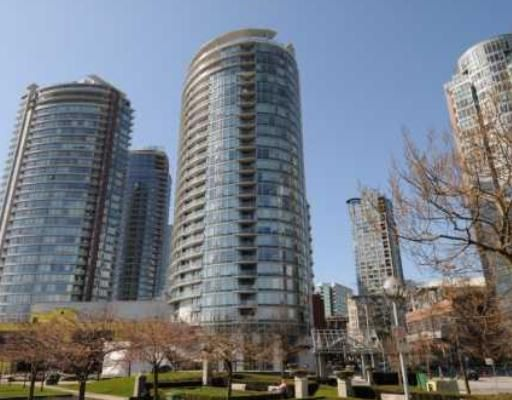 """Main Photo: 1708-58 Keefer Place in Vancouver: Downtown VW Condo for sale in """"FIRENZE"""" (Vancouver West)  : MLS®# V766321"""