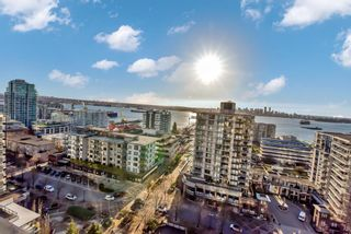 """Photo 29: 1502 151 W 2ND Street in North Vancouver: Lower Lonsdale Condo for sale in """"SKY"""" : MLS®# R2528948"""