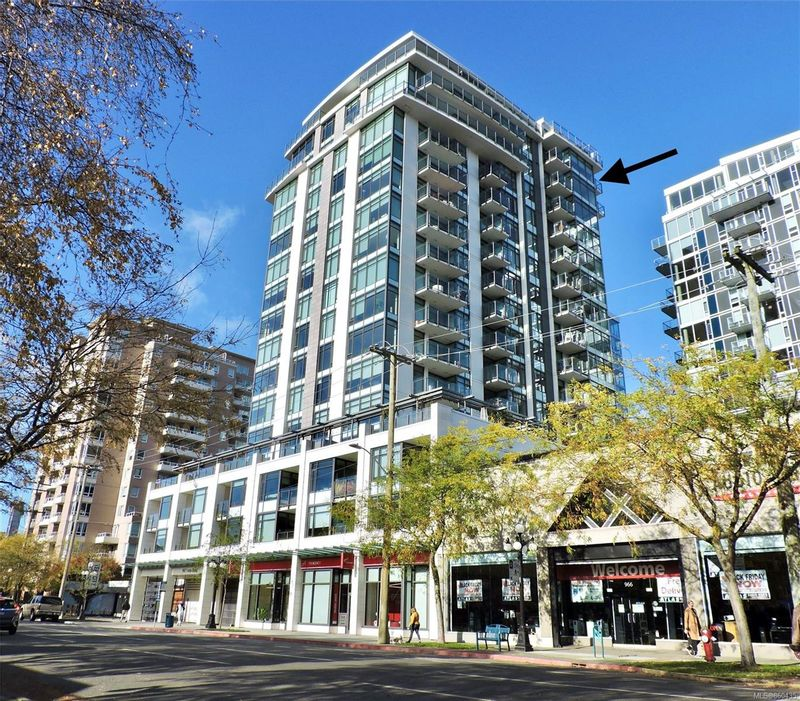 FEATURED LISTING: 1704 - 960 Yates St