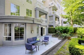 Photo 37: 415 5835 HAMPTON PLACE in Vancouver: University VW Condo for sale (Vancouver West)  : MLS®# R2575411